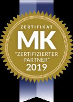 MK Partner Zertifikat
